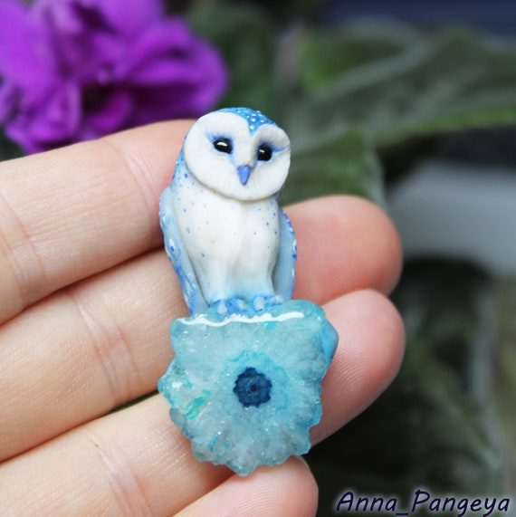 Owl Brooch cute owl jewellery