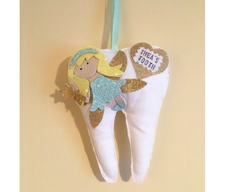 Personalised Tooth Fairy pillow