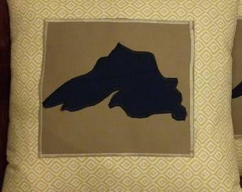 Lake Superior Pillow