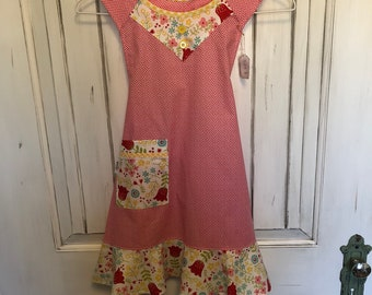 Little miss pink size 8
