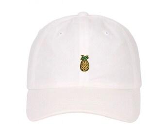Sweet Pineapple Dad Hat