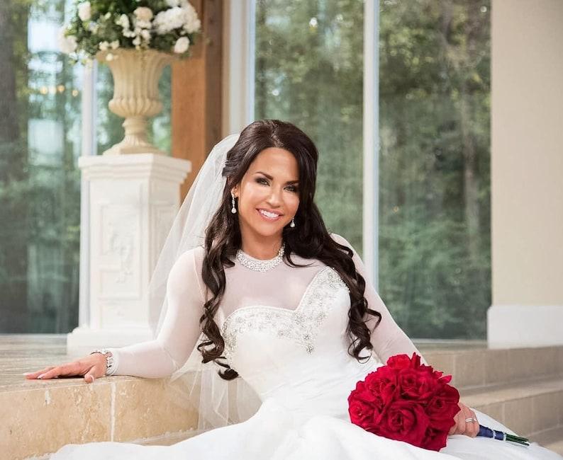 Bridal Bodysuit Under Wedding Dress Etsy