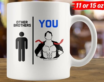 Funny Brother Gifts For Mug Cup Gift Idea Birthday Present Best Ever From Sister