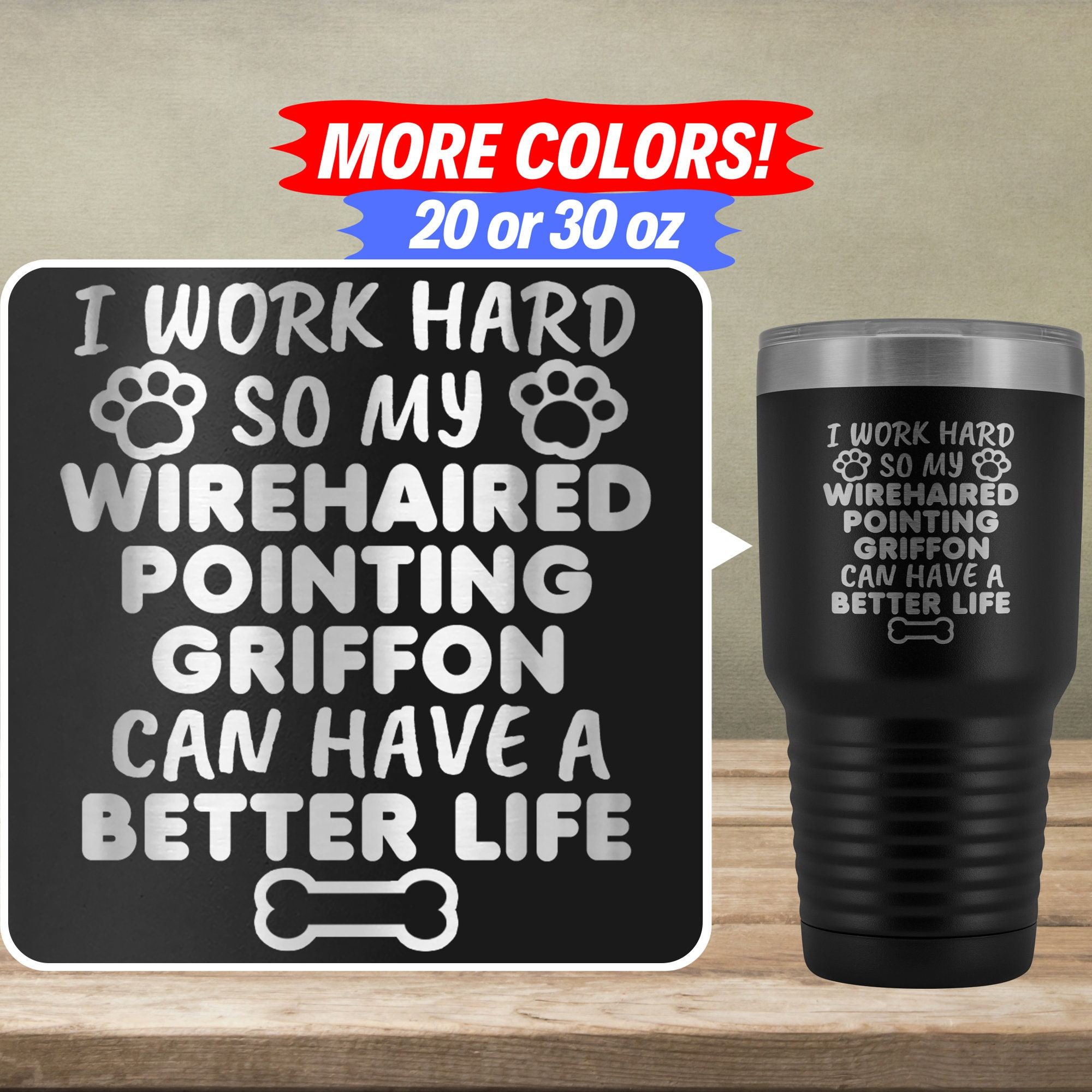 Funny Wirehaired Pointing Griffon Gifts Pointing Griffon ...