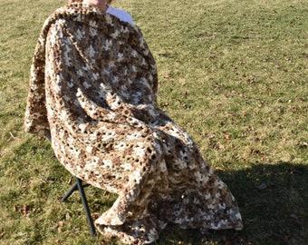 Super Soft Crochet Blanket