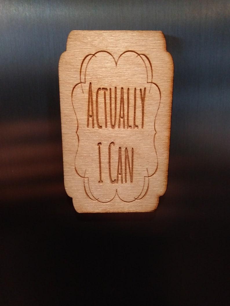 Motivational Fridge Magnet Positive Magnets For Fridge Inspirational Magnet Motivational Magnet Wood Burned Magnets Mindfulness Magnets