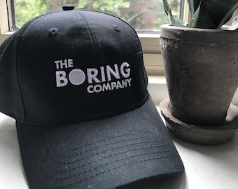 The Boring Company Hat  26255eba59a4