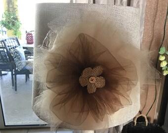 Magnetic lamp rosette