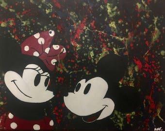 Couple de souris
