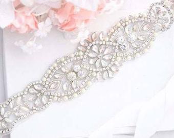 Bridal belt, silver belt, silver bridal belt, silver, silver sash, skinny belt, Bridal belt, Wedding belt, sash belt