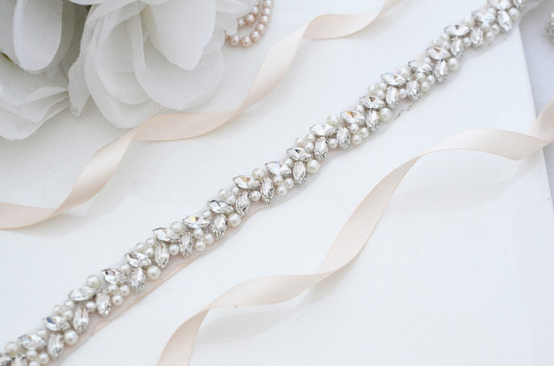 Bridal belt silver belt silver bridal belt silver silver image 0