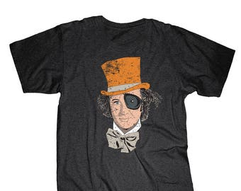 The One Eyed Willy Wonka Tee