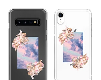 iphone xr angel case