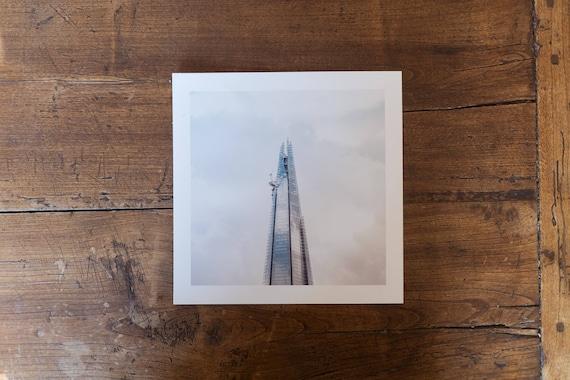 The Shard - Fine art square print