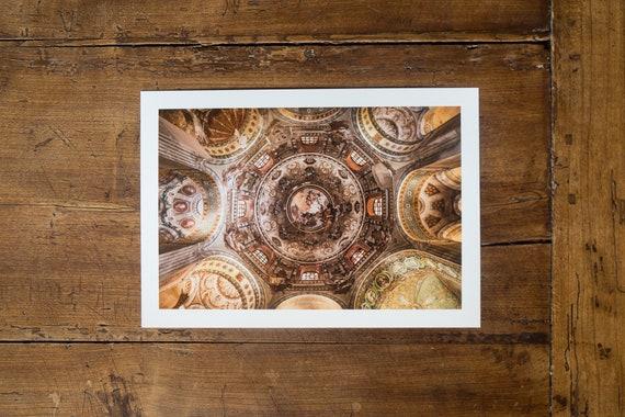 Basilica of San Vitale - study n.1 - Fine art print