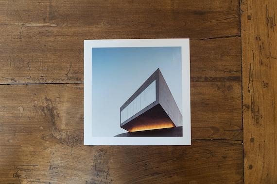 Maxxi museum – Fine art square print