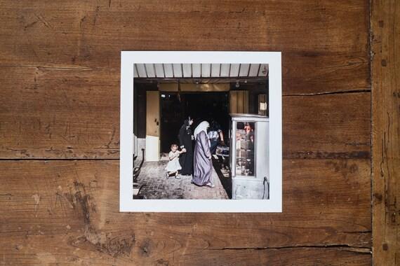 Women in Jenin's suburbs