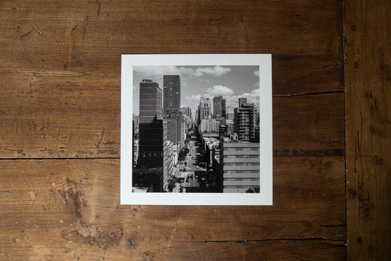 2nd Avenue - New York - Fine Art Print