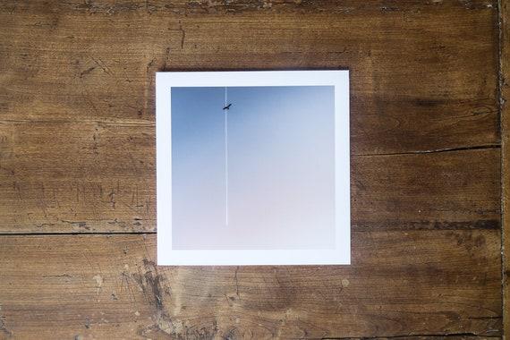 Harp - fine art square print