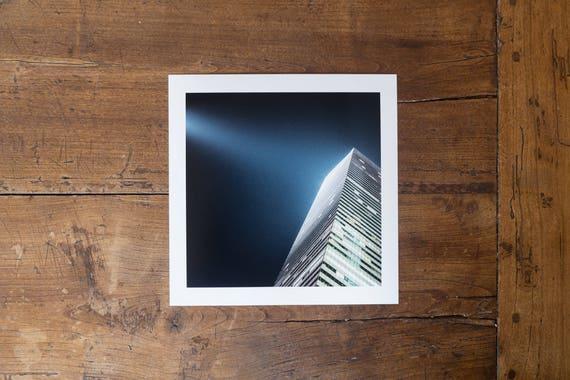Citigroup Center - Fine art square print