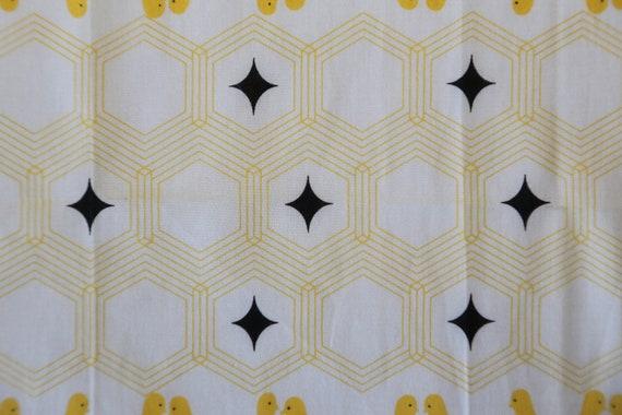 Authentic Anna Sui designer scallop edges Birds c… - image 4