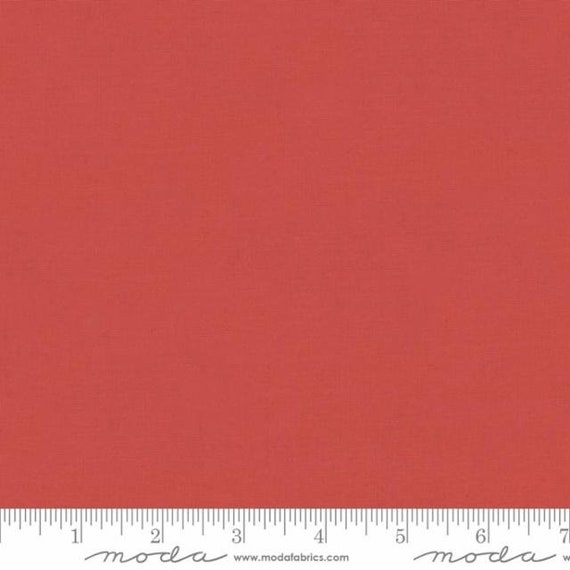 New Color for 2020 Fabric Sold by Half Yard Increments Moda Bella Solid in Chrysanthemum 9900 411 Cut Continuously