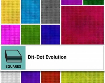 "Dit Dot Evolution Roll 40-2 1//2/"" strips per roll 1 of each color"
