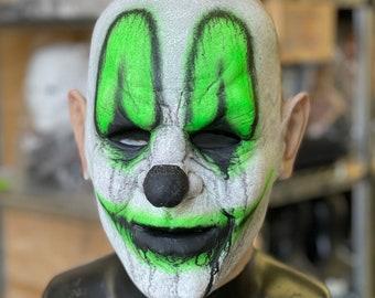 Boozy the Clown Silicone mask