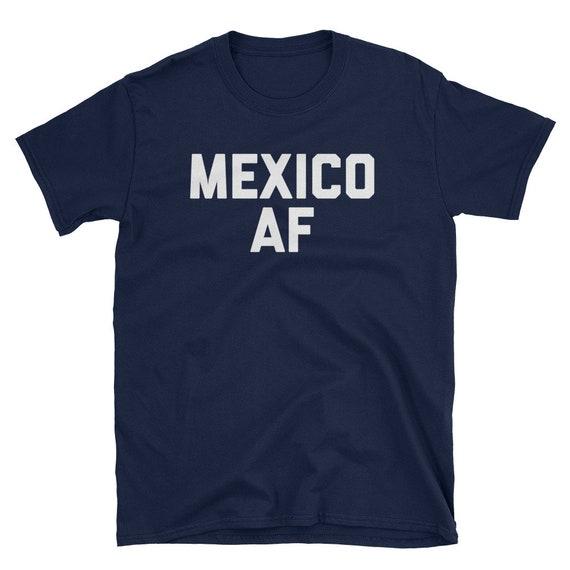 AF du Mexique, Mexique chemise, j'aime j'aime chemise, Mexique, Mexique Tees, je déteste Trump, Anti Trump, mexicaine et fier, Mexique Forever, chemises mexicains, vêtements, 4e2e91