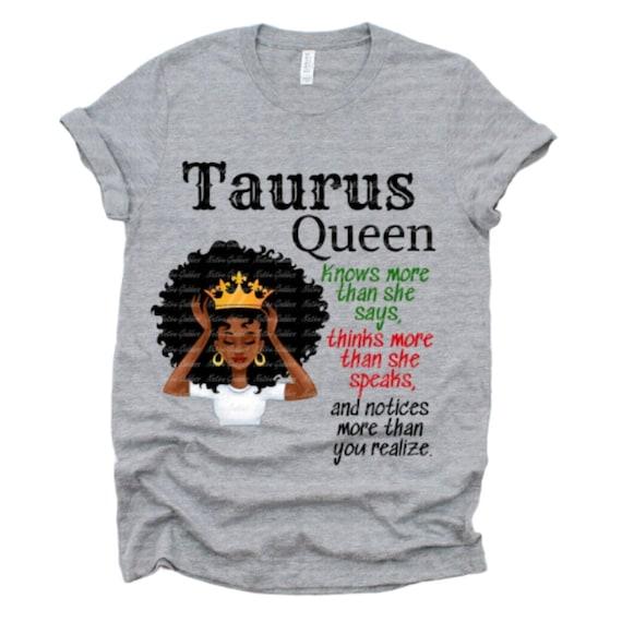 Cool Sweatshirt Hoodie Taurus Queen Tee Shirt