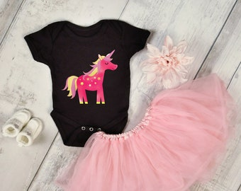 Unicorn Onsie or T-shirt for girls!