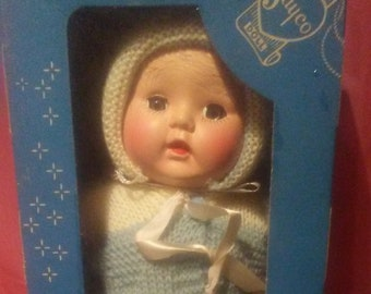 1949 Sayco Baby Doll NIB with Working Crier and all Original Tags
