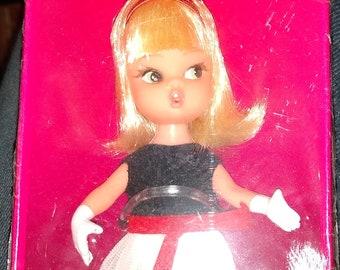 1966 Dolly Darling MIB Tea Time #8150