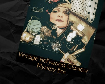 Vintage Hollywood Glamour Mystery Box