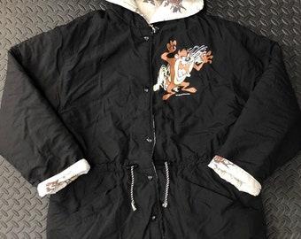 7c167197d Looney tunes jacket | Etsy