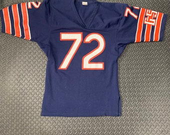 ed29bfb7ecf Vintage 80s Chicago Bears #72 William The Fridge Perry By Ravens NFL  Football Jersey