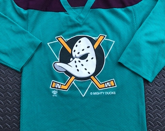 Anaheim Mighty Ducks Hockey jersey by Ravens 845d7f66741f6