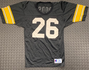 538f93cbf Vintage 90s Pittsburgh Steelers  26 Rod Woodson Champion Jersey