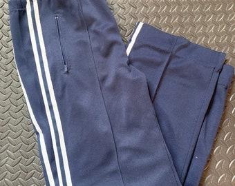 70er Jahre ADIDAS ATP Jacke sehr seltene Full Zip Sweatshirt