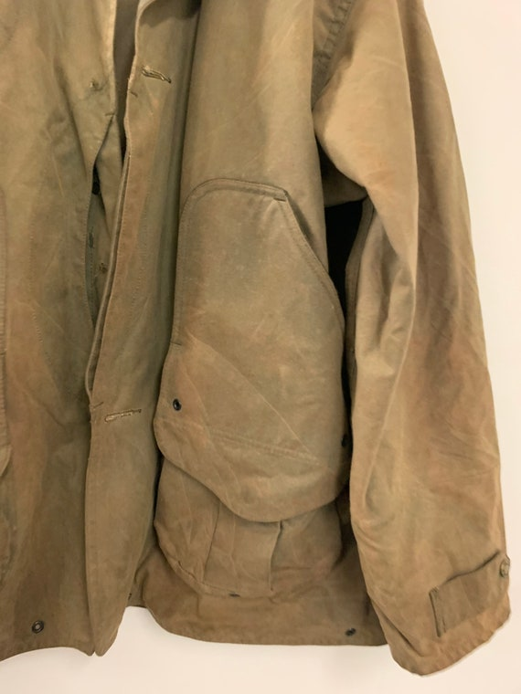 Filson Vintage 70s Workwear heavy cotton jacket - image 4
