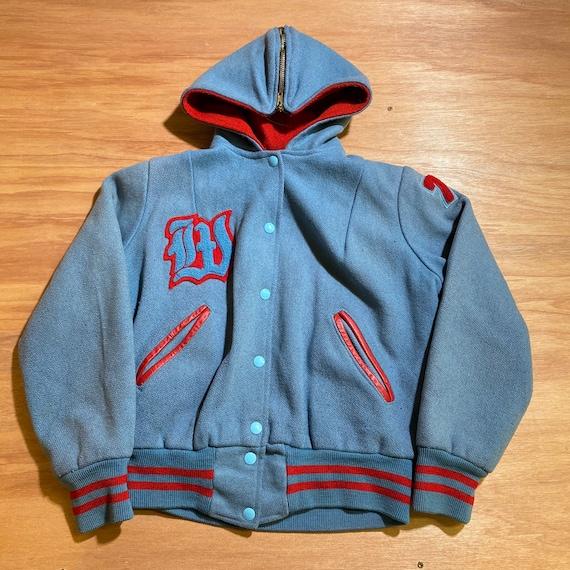 Vintage Letterman Cheerleader wool Jacket