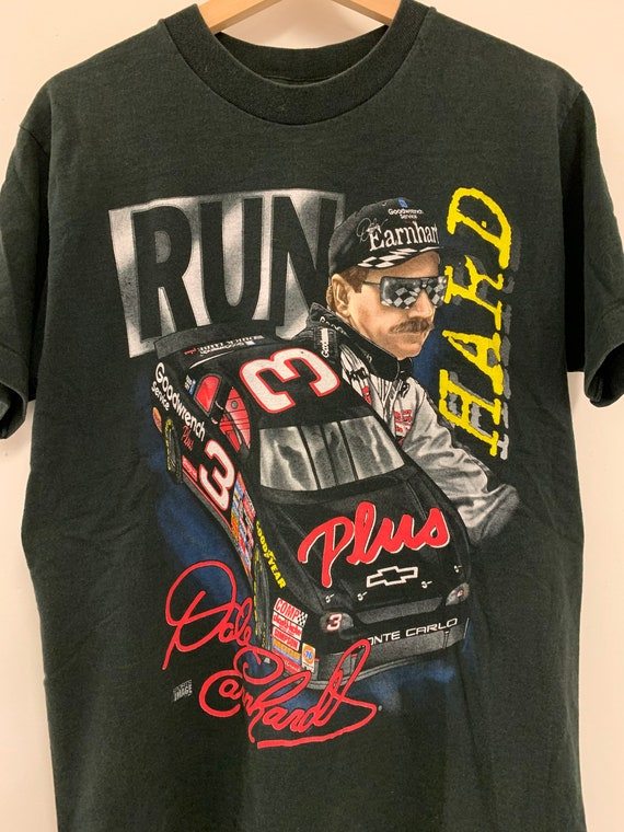 Vintage 1997 Dale Earnhardt Goodwrench Racing T-S… - image 2