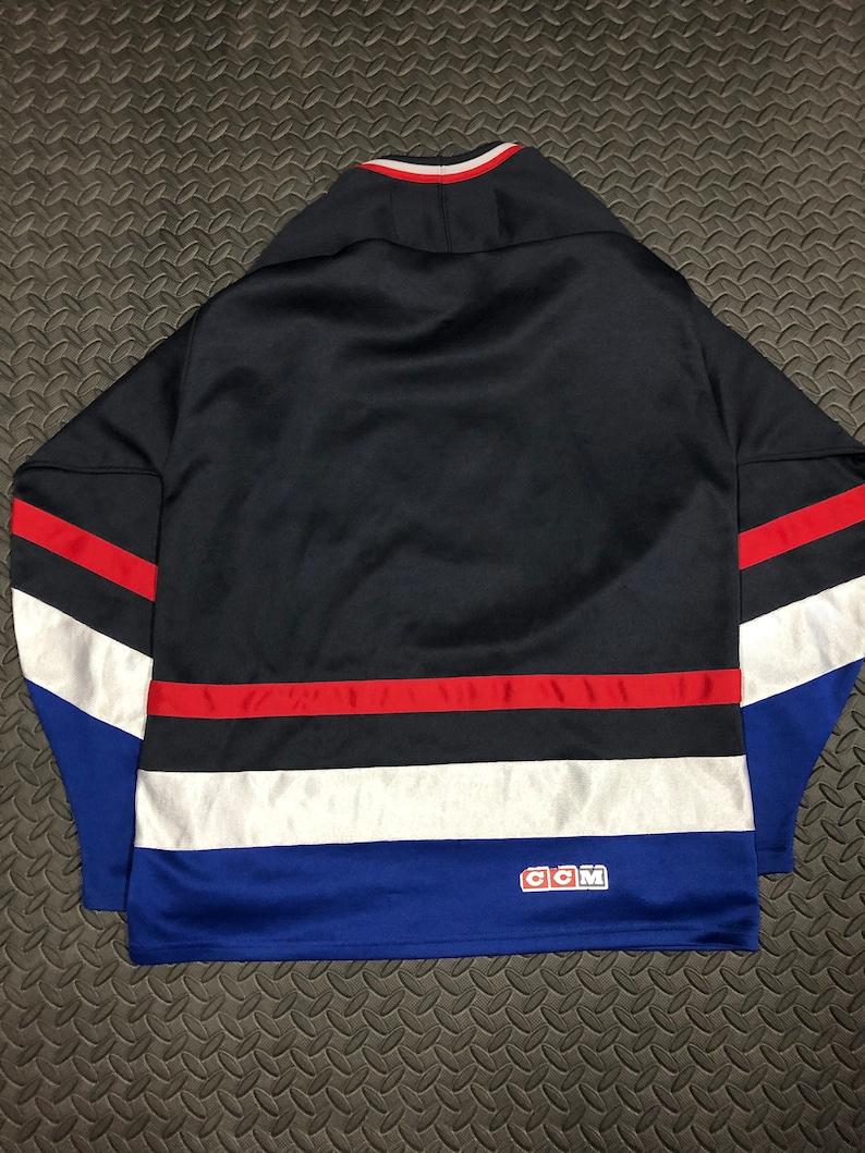 Vintage 90s Vancouver Canucks CCM Jersey