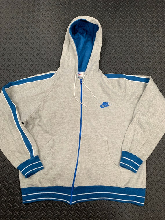 Rare Vintage 70s Nike Zip Up hoodie