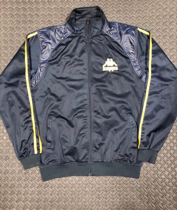 Vintage 1990s Kappa Full Zip Sweater