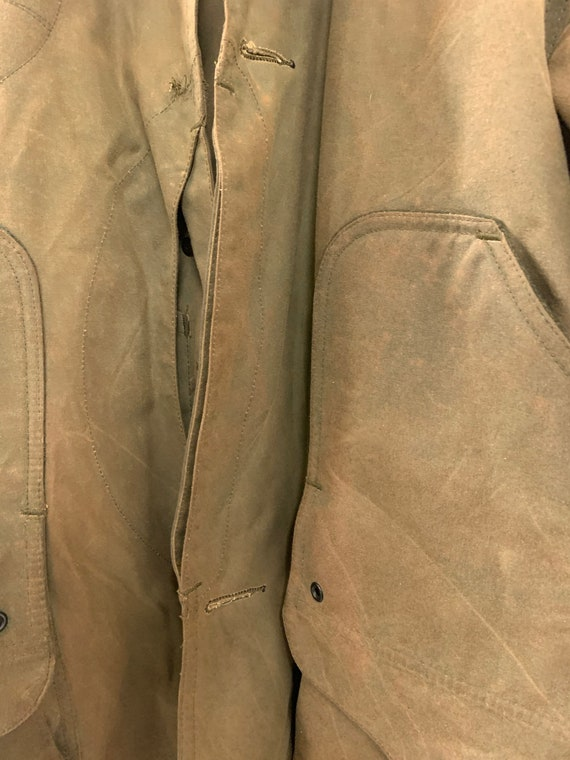 Filson Vintage 70s Workwear heavy cotton jacket - image 6