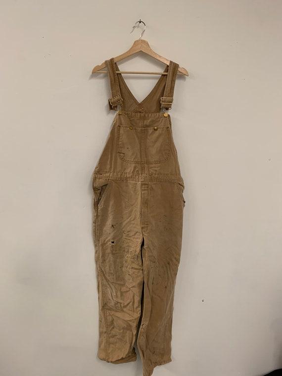 Dickies Vintage 90s Carhartt style workwear overal