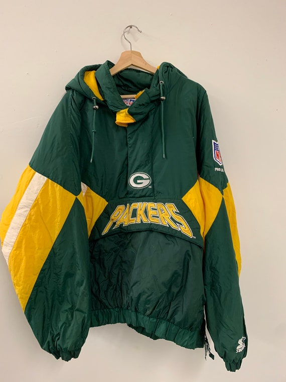 Vintage 90s Greenbay Packers Starter NFL pullover