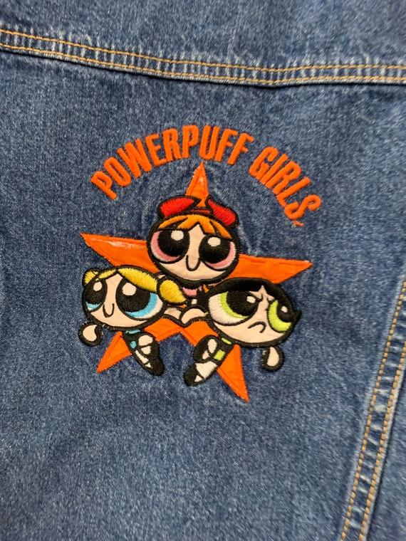 Rare Vintage 90s Power Puff Girls Cartoon Network