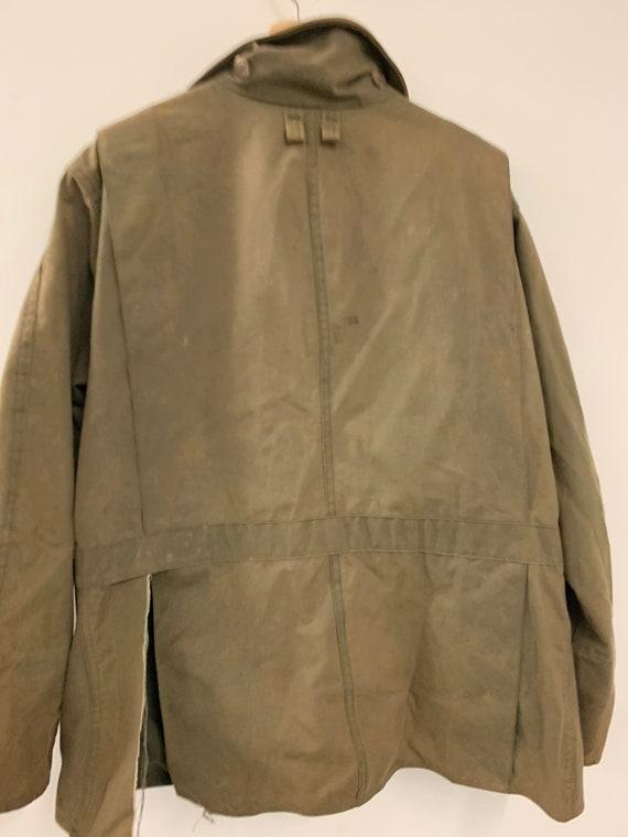 Filson Vintage 70s Workwear heavy cotton jacket - image 2
